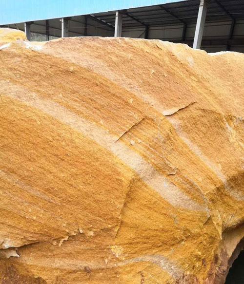 云南砂岩厂房图片
