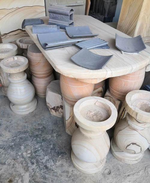 砂岩异形加工设备