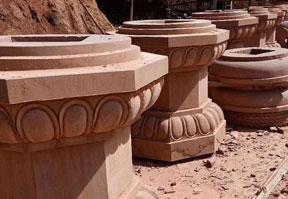 云南砂岩雕刻浮雕